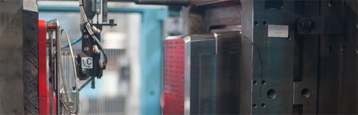 produktion spritzguss head