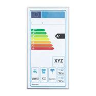 Pochettes pour labels énergétiques