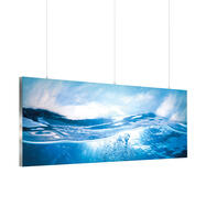 "Mur lumineux LED ""Octalumina 120"" version plafond"