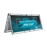 """Structure pour bâche """"Moba Light"""""""