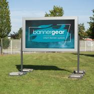 "Panneau Bannergear® ""Stand Mobi"", impression recto"