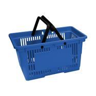 Panier libre-service en plastique