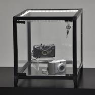 """Vitrine-cube """"LED"""""""