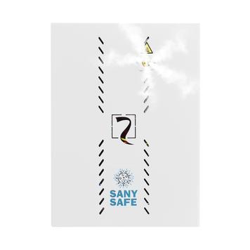 """Pulvérisateur de désinfectant """"SanySafe"""""""