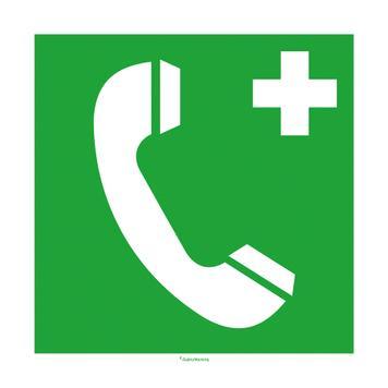 Téléphone d'appel d'urgence