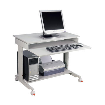 """Bureau d'ordinateur fonctionnel """"Twin Click M"""""""