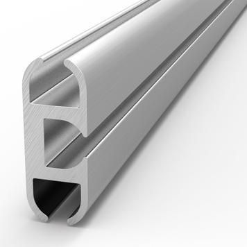 """Rail plat keder en aluminium """"Cover"""""""