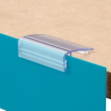 Pince Supergrip pour tablettes jusqu'à 25 mm d'épaisseur