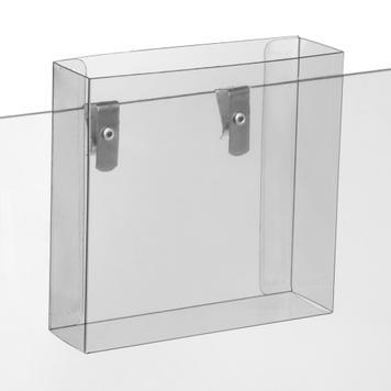 Porte-brochures pour écrans verticaux