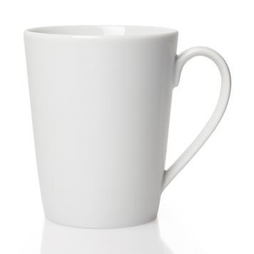 "Mug ""Madrid"" porcelaine"