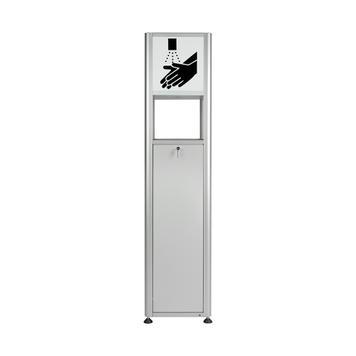 """Impression pour distributeur de solution hydroalcoolique """"Sensor-Performance"""""""
