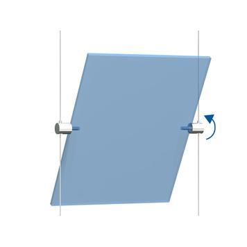 Support de câble Rotor M6