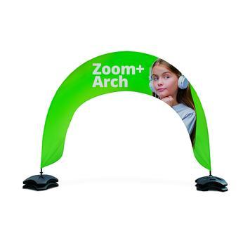 """Arche publicitaire """"Zoom-Arch"""""""