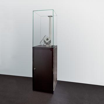 """Vitrine-cloche """"Museum I"""", haute"""