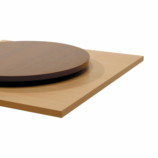 Plateau de table rond 22-25 mm