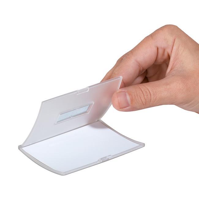 Badge Click Fold