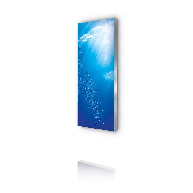 """Mur de stand lumineux LED """"Octalumina 120"""" version murale"""