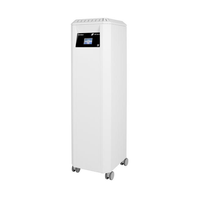 """Purificateur d'air professionnel """"PLR-Silent+"""" avec filtre HEPA H14"""