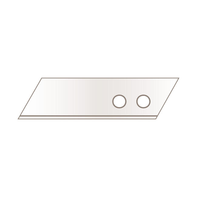 Lame polystyrène n°7940.60 pour couteau de sécurité