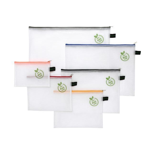 Set de pochettes sans PVC