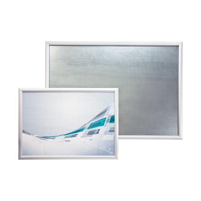 Cadre clic-clac porte-affiche sécurisé - ignifuge