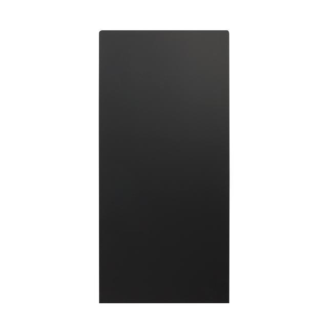 """Panneau composite alu avec ardoise vernie pour socle """"Vento"""""""