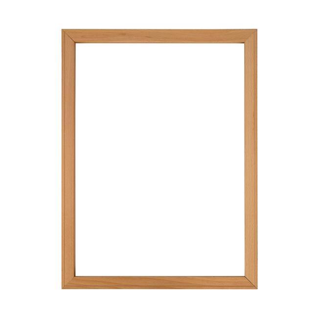 "Porte-affiches ""Madeira"", en bois"