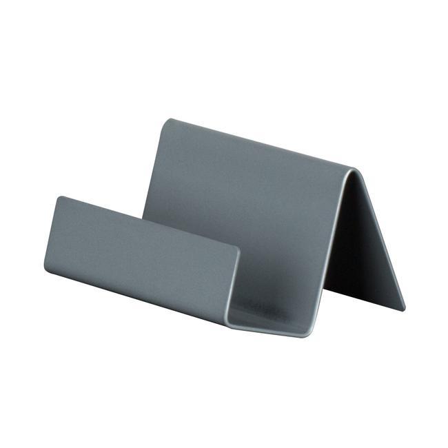 Porte-cartes en métal