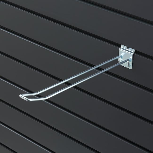 Crochet double pour panneau lamellé 100 - 300 mm