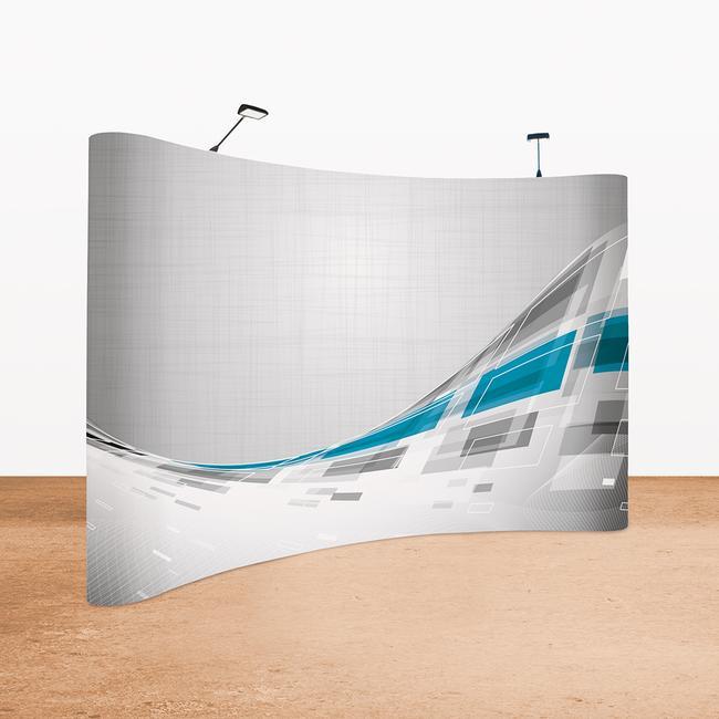 """Mur de stand """"Style"""" à plier"""