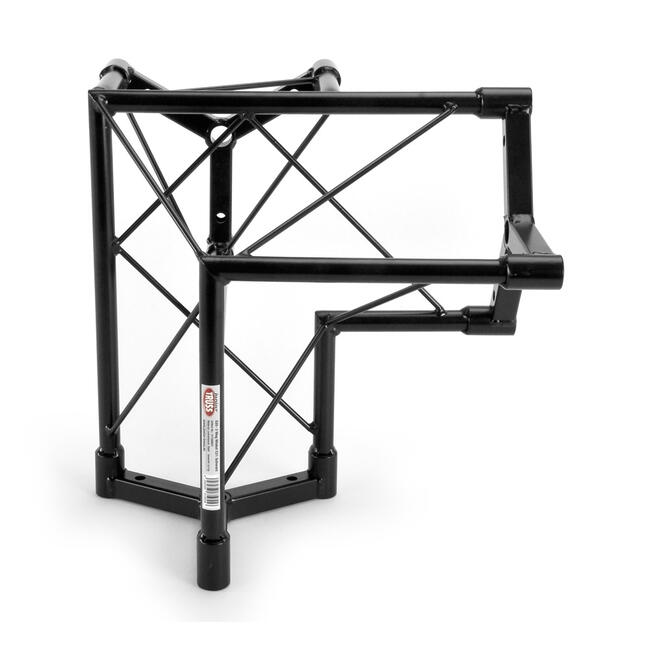"""Poutre acier noir pour stand """"Junior"""" S20 C31/3 angles"""