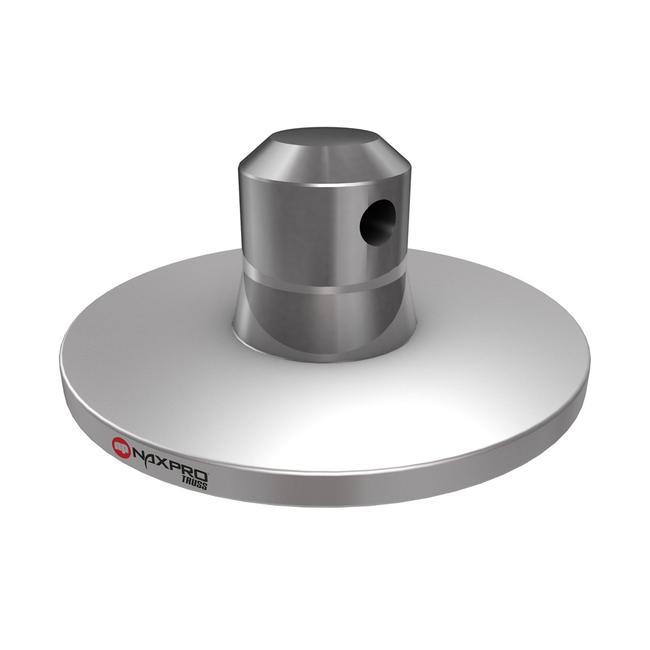 Pied rond pour poutre aluminium Naxpro FD31