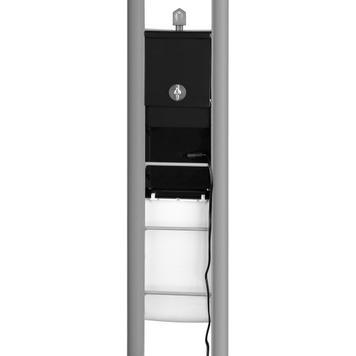 "Distributeur de solution hydroalcoolique""Sensor-Tondo"""