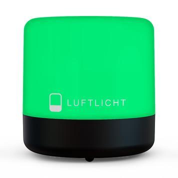 """Compteur de CO2 """"air light"""" avec lumière de signalisation"""