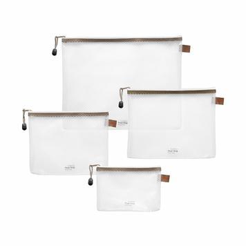"""Sac à fermeture éclair sans PVC """"Phat-Bag"""