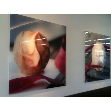 Panneaux en verre acrylique