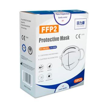 Masque FFP2, lot de 10 pièces