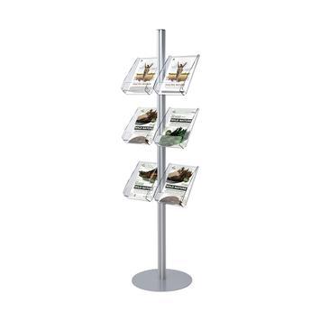 """Porte-brochures """"Quattro-Wing"""""""