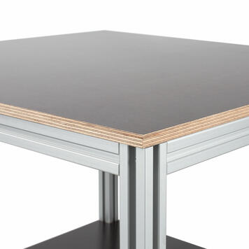 "Table d'appoint mobile ""Quattro"""