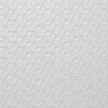 """Panneau mural Stylepad """"Flexideco"""" - vinyle, gris perle"""