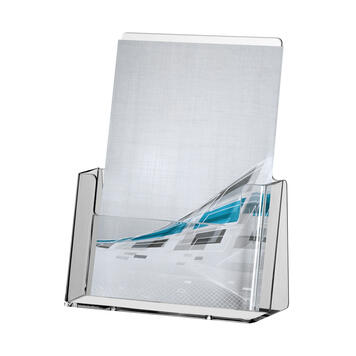 """Présentoir porte-brochure """"Universum"""" 1 case - Format Portrait"""