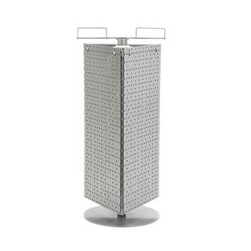 """Panneau latéral en métal laminé pour système """"Multi"""", présentoir de comptoir."""