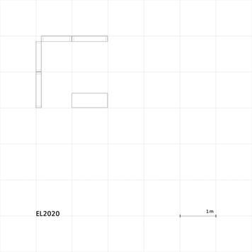 "Stand d'exposition Pixlip GO ""LED EL2020"""