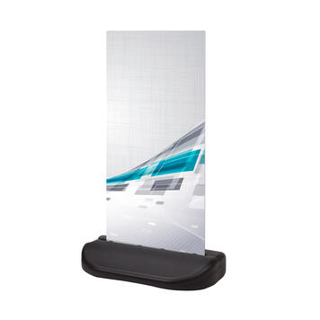 """Panneau composite alu avec impression numérique pour socle """"Vento"""""""
