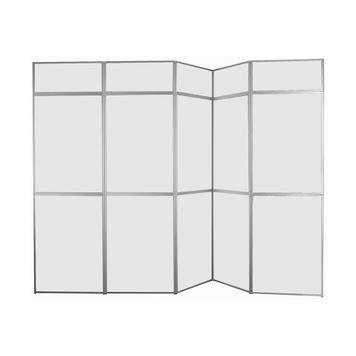 """Impression numérique  mur pliant """"360"""" et """"IQ"""" 3x3"""