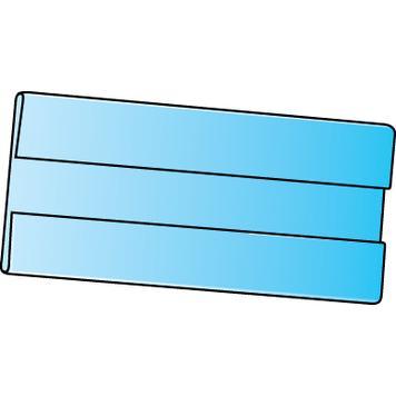 Pochette porte-étiquette C