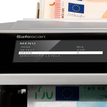 """Compteuse de billets """"Safescan 2465-S"""""""