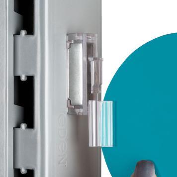 Clip extra-fort pour éléments à clipser