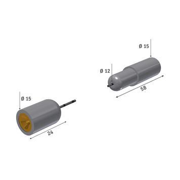 Kit de système de câbles tendus