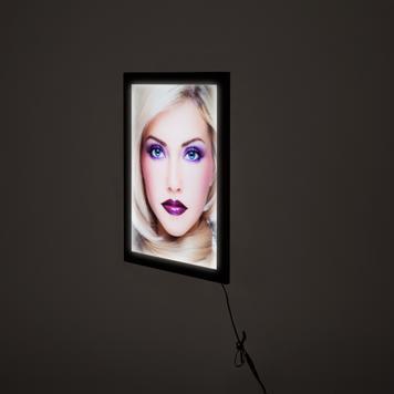 """Cadre LED rétro-éclairé """"Ecomag"""""""